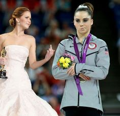 Jennifer Lawrence Flips Off The Olympics
