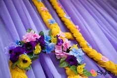 Rapunzel / Tangled Birthday Party Ideas | Photo 1 of 51
