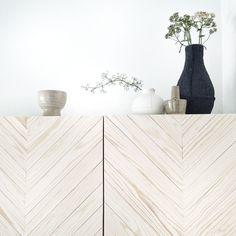 Kitchen doors designed by Riikka Kantinkoski