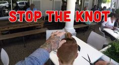 #StopTheKnot, Stop The Knot