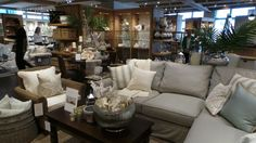 The day I'd been waiting for: the Pottery Barn, West Elm and Williams-Sonoma preview - The Interiors Addict