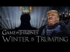 Somebody edited Donald Trump into an episode Game Of Thrones and it's gruesome. | The Poke