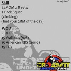 #wod #cftundertown #crossfit #workout #conditioning #metabolic #endurance #weightlifting #gymnastics #barbells #strength #skills #xeniosusa #kingsbox #roguefitness #supportyourlocalbox