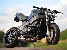 Ducati Street Fighter. It just looks mean..!