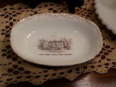 RARE Collectible Vintage Carlsbad Oval by TattooedSistersAntiq