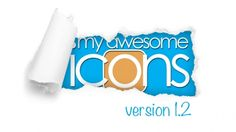 How to make awesome icons for your iPhone app in 60 seconds - The fastest, easiest and funnest way of making your awesome iPhone, iPad icons. - Free