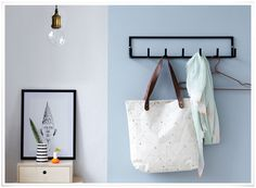 * shopper 'canvas geometric' *