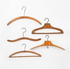Coat Hanger, Clothes Hanger, Wooden Hangers, Ikea Hangers, Plant Hangers, Bamboo Art, Vintage Laundry, Vintage Industrial Furniture, Vintage Office