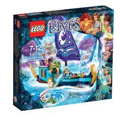 ¡Zarpa con Naida y Aira en el barco de las aventuras! Ayúdalas a encontrar la llave mágica del agua que necesitan para enviar a Emily Jones de vuelta al mundo de los humanos.