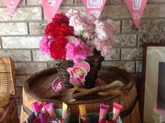 Strawberry Shortcake Birthday Party Ideas | Photo 1 of 18 | Catch My Party