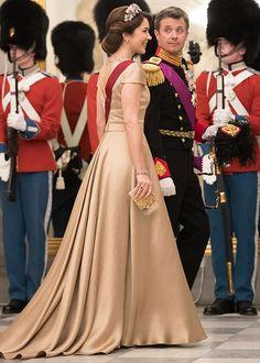 royal sass TUMBLR:Belgium-Denmark State Banquet (2017)
