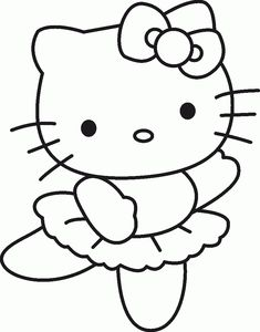 Hello Kitty Coloring Pages . 30 Elegant Hello Kitty Coloring Pages . Lots Of Hello Kitty Coloring Pages to Choose From Here Easy Coloring Pages, Coloring Sheets For Kids, Coloring Pages For Girls, Coloring Pages To Print, Free Printable Coloring Pages, Coloring Books, Coloring Worksheets, Adult Coloring, Free Printables