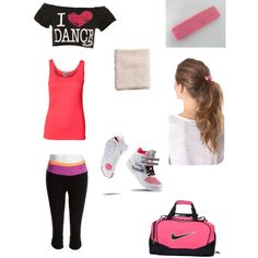 """Hip Hop Dance Outfit"" by coolfashionistagirl21 on Polyvore"