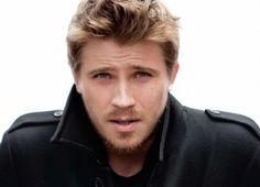 Garrett Hedlund. I'm telling you guys, this IS Finnick Odair