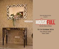 Indeed simplicity is the ultimate sophistication. Find this beauty exclusively at our Luxury Home Interiors And Decor Show #HouseFullExhibition #InteriorDesigner #Decoration #Accessories #LuxuryHomes #Fashion #LuxuryDecor #LuxuryMeetsArt #Interior #Architect #FurnitureIndia #DecorIdeas #RamolaBachchan #Delhi #AshokHotel #Shopping #HomesShopping