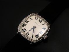 Cartier lady's wristwatch circa 1925 Cartier, Watches, Lady, Accessories, Fashion, Moda, Wristwatches, Clocks, Fasion