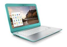 HP Chromebook 14 (ocean)
