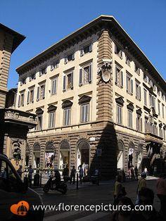 Palazzo Viviani della Robbia