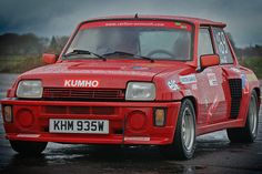 Renault 5 Turbo 2 by Harry_S, via Flickr