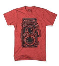 fc108be7 Rolleiflex Tee. Rolleiflex CameraPhotographer GiftsPrinted ShirtsTech ...