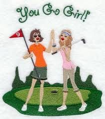 Ladies golf