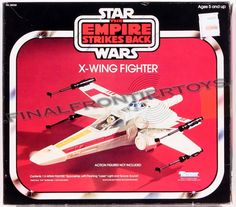 X-Wing Fighter Vehicles MIB C-9