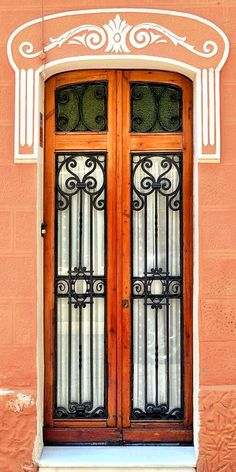 Barcelona, Spain ~ Beautiful Doors