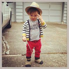 kids fashion..chicken magnet..so cute! :D