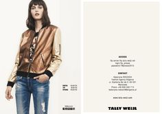 Nowy look (book) Tally Weijl!