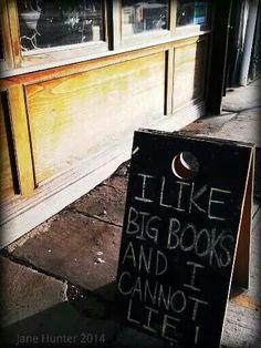 Chalkboard in front of my favorite neighborhood bookstore, Freebird. Photography copyright Jane Hunter aka JFH 2014