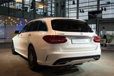 2014 Mercedes-Benz C-Class Estate (AMG Line Package) S205