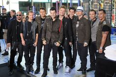 NKOTBSB- boy banding. It's not really a hobby-it's a lifestyle.