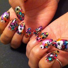 Gaga nails