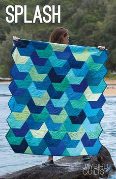Splash! | Jaybird Quilts