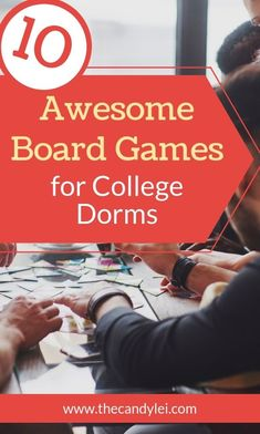 Have some fun in your college dorms with these awesome board games! These 10 dorm games will have you laughing, winning, and forgetting about college stress. Best College Dorms, College Stress, College Fun, College Life, Fun Board Games, Fun Games, Games For College Students, What Do You Meme, Horrible People