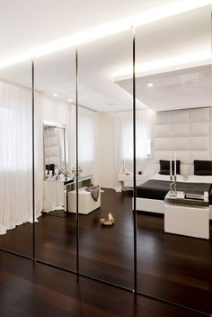 Bel Air is a project designed by Studio Ceron&Ceron. Total White and minimalism for a perfect neutral base, sometimes broken by details of curves and eccentric lines, with touches of absolute black for a balanced game contrasts. Photography by Studio Ceron&Ceron Related Posts2251 Linda Flora Dr, Bel AirFlat in the heart of Ljubljana by GAO …