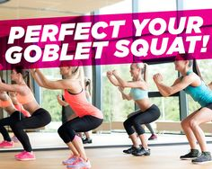 OMG(lutes): Why You NEED to Break Out Some Goblet Squats