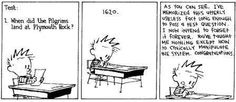 I love this - pretty much sums up how I feel about what they have turned school into - you go Calvin!