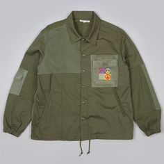 rebuild by needles coaches jackets