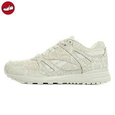 Royal Complete CLN, Sneaker Basses Homme, Blanc Cassé (White/Gum), 47 EUReebok