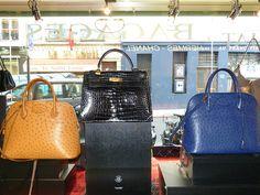 Classic handbags