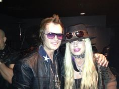 GH & Orianthi ~ The Whisky, Hollywood... March 27th, 2013.