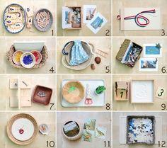 Montessori Ideen 3 Jahre
