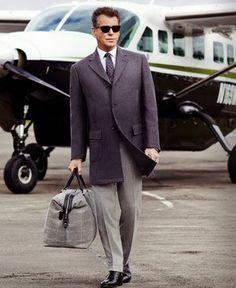 """""""The Leading Man"""" da Hackett com Pierce Brosnan - Gentlemans's Journal"""