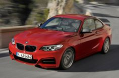 2015 BMW 228i Coupe Provides More Space Representing Graceful Styling