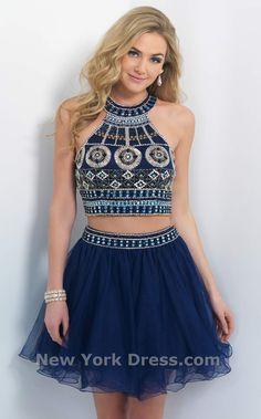 Blush 10077 Dress - NewYorkDress.com