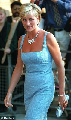 The real Princess Diana in 1997. Such a classic beauty.. What a tragedy