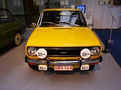 DAF 66 Coupé 1974