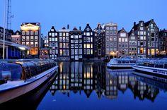 The Night at Amsterdam