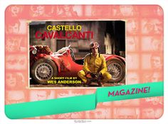 Wes Anderson realizó un nuevo cortometraje para Prada Wes Anderson, Magazine, Short Film, Prada, Pop, Movies, Movie Posters, Short Films, Popular